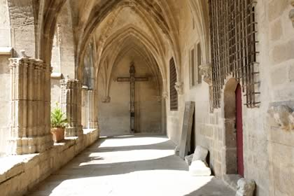 Languedoc Roussillon, Kathedrale in Beziers