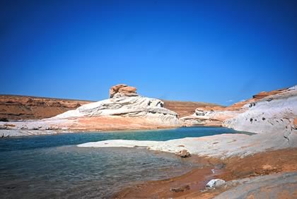 indianer-reisen lake powell